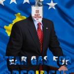 Suzavac za predsednika