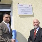 Општина Грачаница и USAID oбилазe изграђено