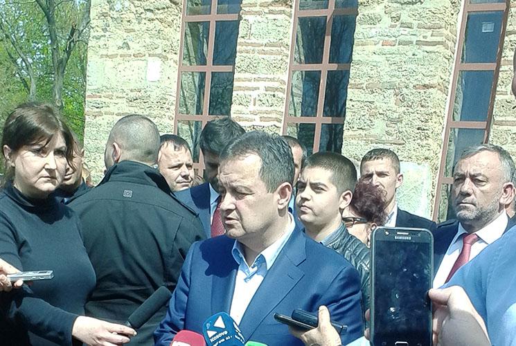 Дачић за Политику: Американци су причали са Москвом о потписивању споразума Београда и Приштине