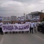Грачаница: Скуп подршке Зорану Колићу, породица тражи ново суђење