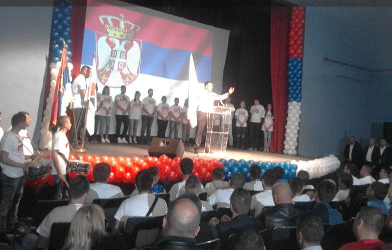 Конвенција СНС-а: Нема те силе која ће Србе отерати са Косова и Метохије