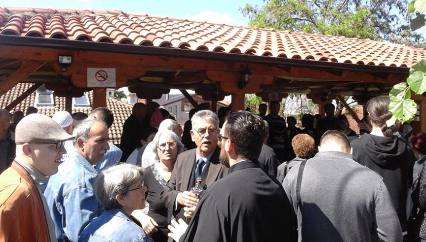 Sveti Nikola u Prištini, 22.maja, leta Gospodnjeg 2016.