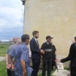 Ivan Tomić obišao Srbe u Babljaku