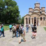 Grupa tajvanskih turista posetila Gračanicu