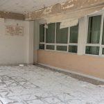Горње Кусце: После реконструкције обрушио се плафуон у школи