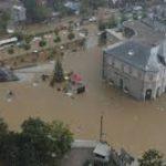 Поплава у дворишту Косовског јавног сервиса. РТК 2 прекинула програм
