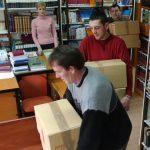 Новости: Стижу нове књиге у библиотеке на КиМ