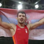 Албански навијачи провоцирали олимпијског шампиона