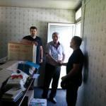 Dom kulture u Gračanici dobio na poklon 1.200 knjiga