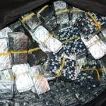 Мердаре: Полиција запленила велику количину Трамадола