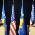 Бајден на Косову