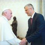 Коха диторе: Папа Фрања долази на Косово
