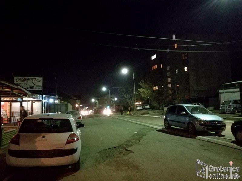 Фото: Радио Контакт Плус и Коссев, Уклањање барикаде