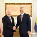 Ferhat Dinoša, prvi ambasador Crne Gore na Kosovu