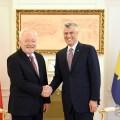 Ферхат Диноша, први амбасадор Црне Горе на Косову