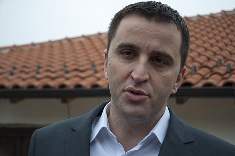 Фото ГрачаницаОнлајн: Заменик премијера Владе Косова, Бранимир Стојановић