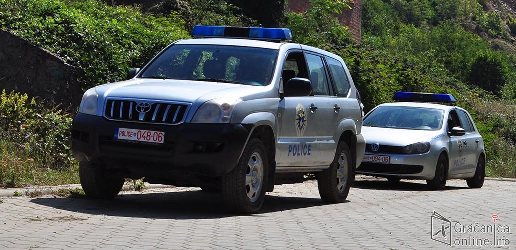 Pronađen automobl koji je prošle nedelje ukraden u Gračanici