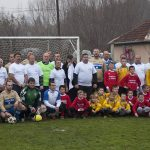 "50 година фудбалског клуба ""Раднички"" из Велике Хоче"