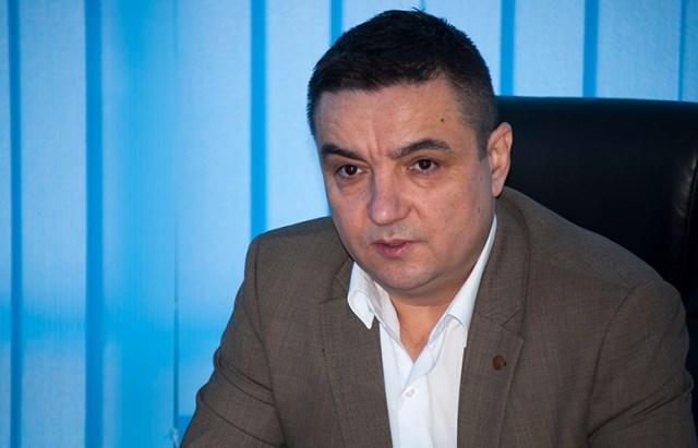 Foto GračanicaOnlajn: gradonačelnik opštine Gračanica, Vladeta Kostić