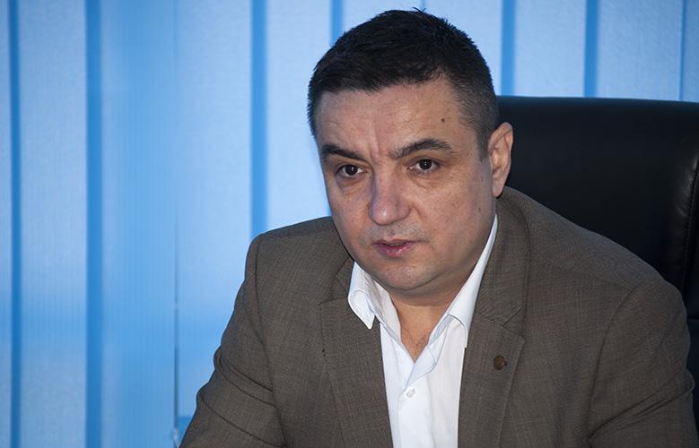 Фото ГрачаницаОнлајн: градоначелник општине Грачаница, Владета Костић