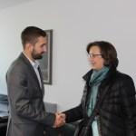 Иван Томић разговарао са делегацијом Савета Европе