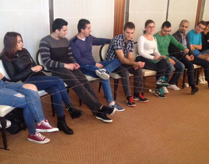 Млада активна Грачаница, лидер младих
