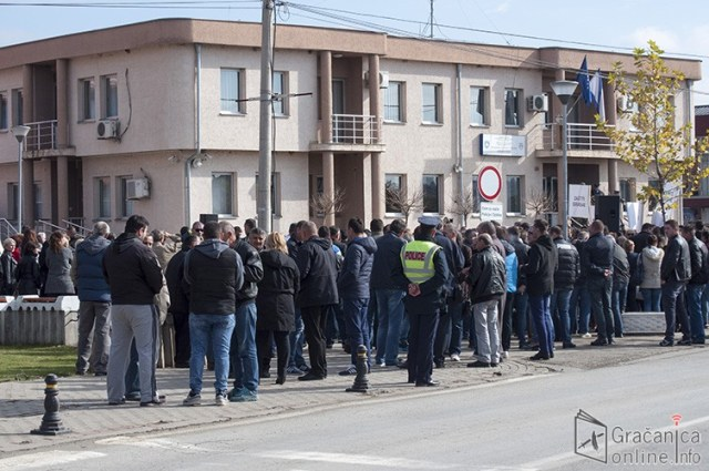 Foto GračanicaOnlajn: Policijska stanica u Gračanici