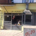"""Нацистички симбол и порука """"Убиј Србина"""" на српском локалу у Гњилану"""