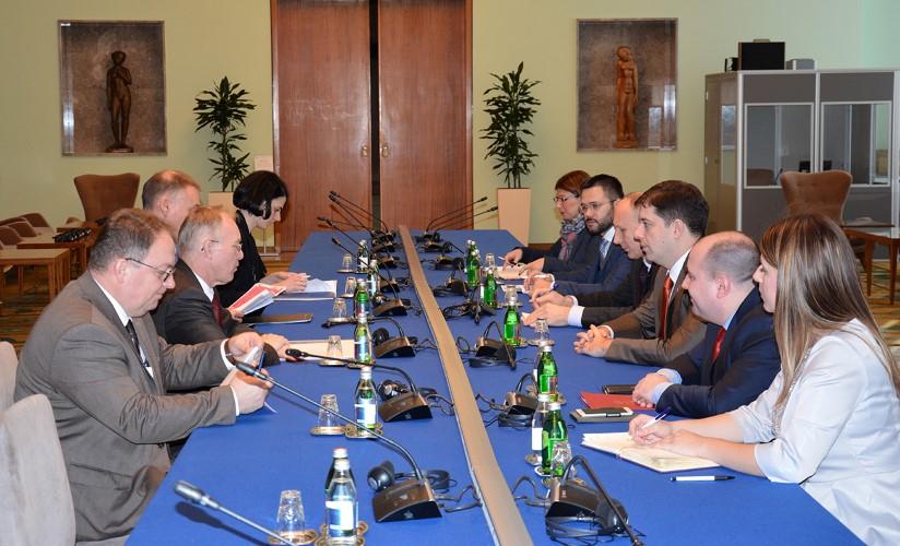 М. Ђурић: Очување стабилности и мира, приоритет Владе Србије