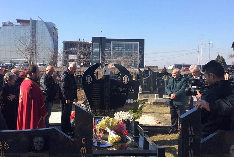 Парастосом жртвама обележено шеснаест година од трагедије аутобуса Ниш-експреса