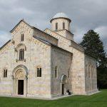 Брату и Алфано обишли манастир Високи Дечани