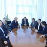 """Чланови """"Удружења Пећанаца"""" и """"Покретa за КиМ"""" у Грачаници и Гњиланском крају"""