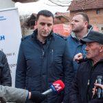 Vitomir Garić iz Velike Hoče dobio građevinski materijal za izgradnju ribljeg restorana
