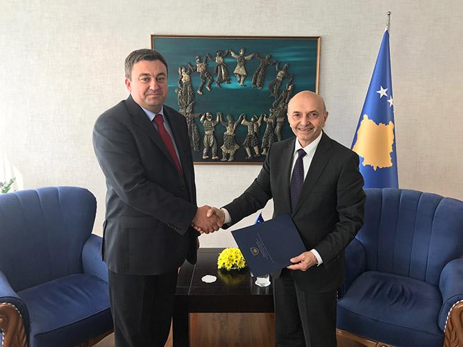Иван Тодосијевић нови министар локалне самоуправе у Влади Косова