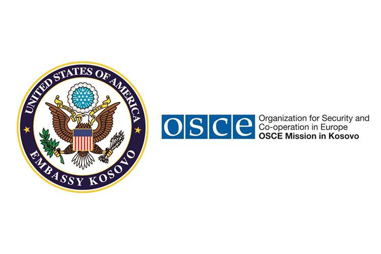 Заједничка изјава Амбасаде САД и ОЕБС-а против политичког застрашивања