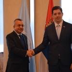 Ђурић и Танин о политичкој и безбедној ситуацији на Косову