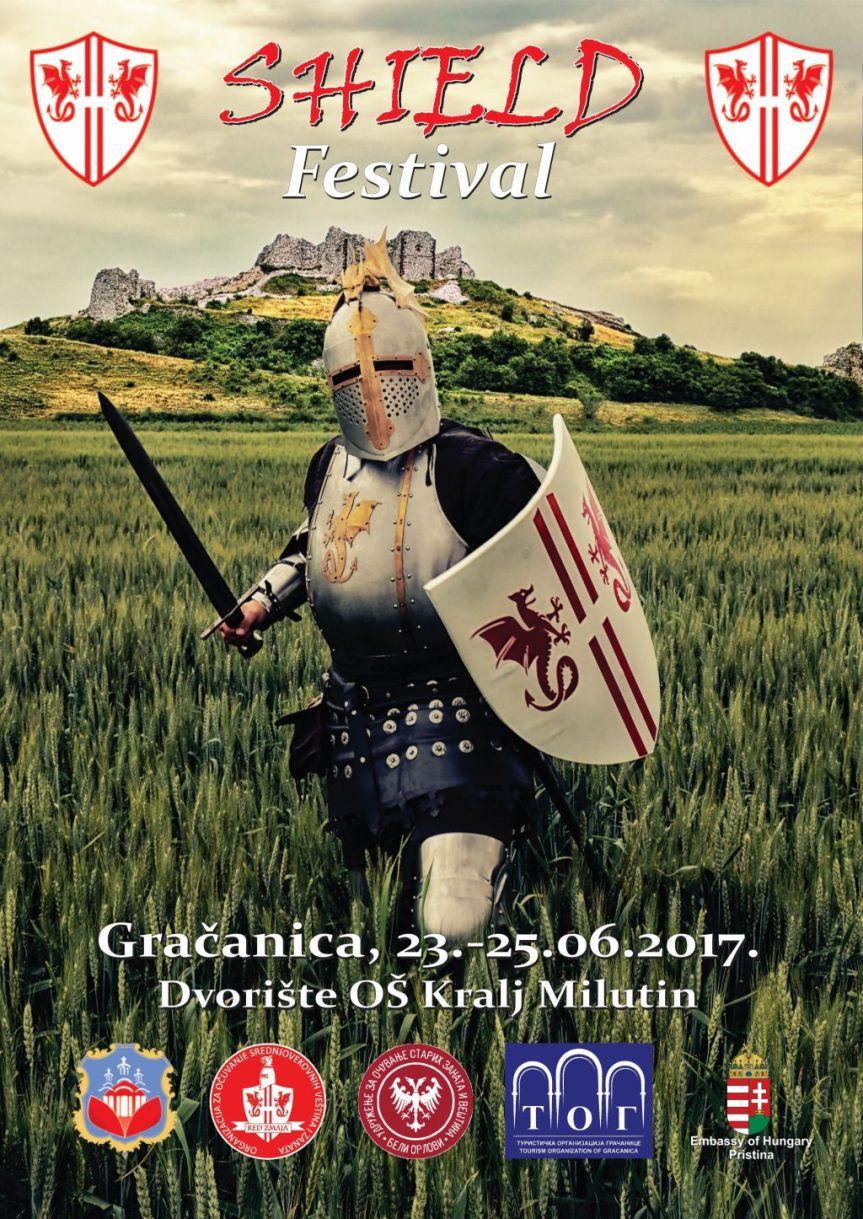 """Данас почиње """"SHIELD"""" фестивал у Грачаници"""