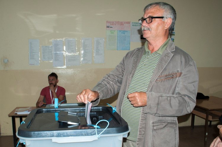Dragan Jablanović kandidat za gradonačelnika Leposavića