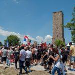 Косовска полиција је пронашла 15 килограма експлозива код Газиместана