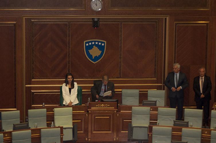 Скупштина Косова: Одложена расправа о издвајању средстава за непредвиђене трошкове