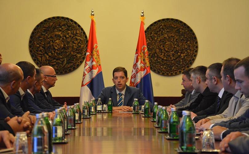 Đurić čestitao početak mandata odbornicima i gradonačelnicima