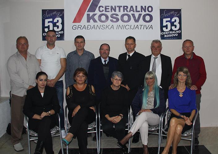 ГИ Централно Косово завршила предизборну кампању: За некога би било добро да су Срби кактуси