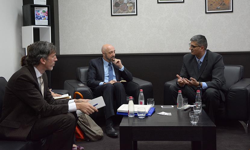 Ненад Рикало: Министарство пољопривреде спремно за дубљу сарадњу са Светском банком