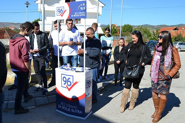 Kampanja SLS-a u Šilovu
