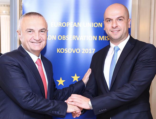 Simić i Meta o odnosima Srba i Albanaca