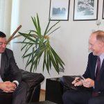 Тодосијевић и Расел о активностима за стварање бољих услова живота грађана