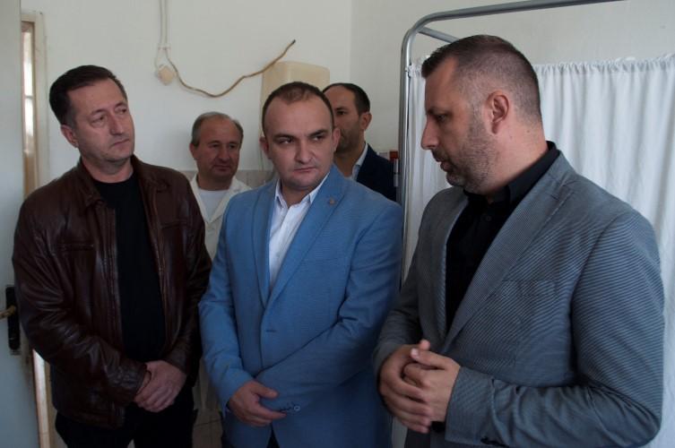 Јевтић у Ранилугу: Биће нових улагања