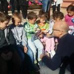 Градоначелник Новог Сада у Грачаници: Деца су нам сигурност за будућност