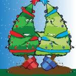 """""""Dve novogodišnje jelke"""" za mališane u Gračanici"""