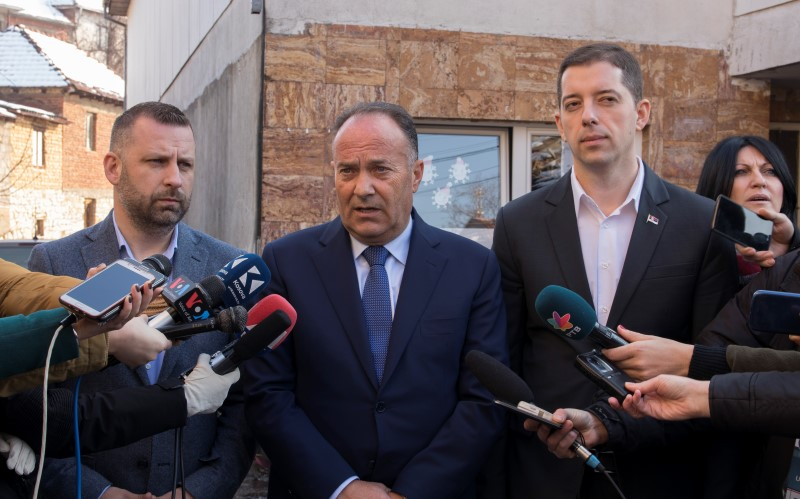 Одложена посета Ђурића и Шарчевића Шилову и Партешу